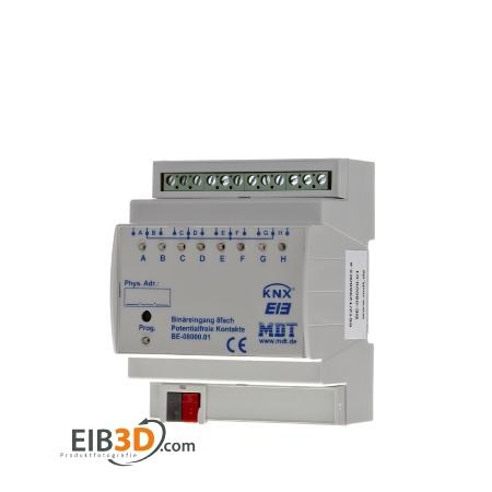 KNX Binäreingang BE-08000.01 von MDT