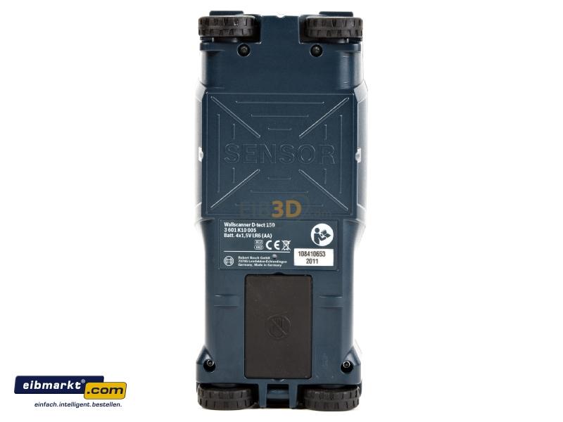 cable locator max 15cm d tect 150 profess