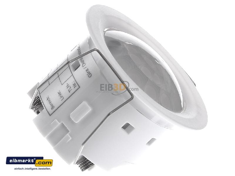 eib knx prsenzmelder mini komfort 222500. Black Bedroom Furniture Sets. Home Design Ideas