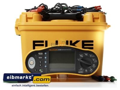 Frontansicht Installationstester Pr�fung FI/RCD TypeB FLUKE-1654B-02 Fluke FLUKE-1654B-02