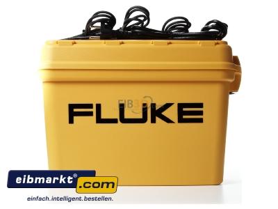 Ansicht hinten Installationstester Pr�fung FI/RCD TypeB FLUKE-1654B-02 Fluke FLUKE-1654B-02