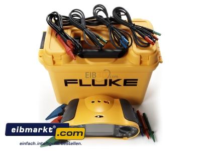 Ansicht oben vorne Installationstester Pr�fung FI/RCD TypeB FLUKE-1654B-02 Fluke FLUKE-1654B-02