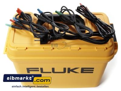 Ansicht oben hinten Installationstester Pr�fung FI/RCD TypeB FLUKE-1654B-02 Fluke FLUKE-1654B-02