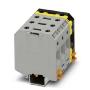 Image of UKH 50-3L/FE (2 Stück) - Hochstromklemme 16-70qmm, gr/sw-ge UKH 50-3L/FE