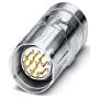 Image of CA-12P1N128008S - Kabelsteckverbinder CA-12P1N128008S