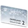 Image of CLOUD CREDIT-2 - Lizenz CLOUD CREDIT-2
