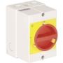 Image of KG100 T203/33 KL71V - Reparaturschalter Not-Aus 100A,37KW,3pol. KG100 T203/33 KL71V