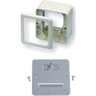 0-1671164-1 (10 Stück) - Adapter Hutschiene DIN Aufputzgehäuse 0-1671164-1