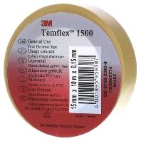 3m Tape-yellow-3m Temflex Isolatie Tape 15 mm 10 M Geel