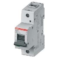S801N-B10 - Hochl.-Sicherungsautomat 10A, B, 400VAC, 1p. S801N-B10