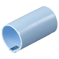 AJ40 - Rohrverbinder für Flexrohr 40mm halogenfrei AJ40