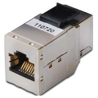 DN-93906 - Modulare Kupplung Kat.6 Classe EA geschirmt DN-93906 - Aktionspreis - 9 Stück verfügbar