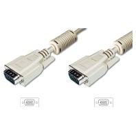 AK-310103-030-E  - VGA Monitorkabel HD15 3,0m AK-310103-030-E