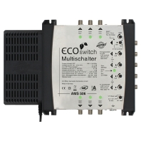 Image of AMS 506 Ecoswitch - Multischalter Standalone, 5 in 6 AMS 506 Ecoswitch