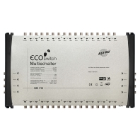 Image of AMS 1708 ECOswitch - Multischalter 17Eing,4xSAT,8xAusg. AMS 1708 ECOswitch