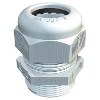 V-TEC M KA M20NL (50 Stück) - Kabelverschraubung M20, PA, lichtgrau V-TEC M KA M20NL
