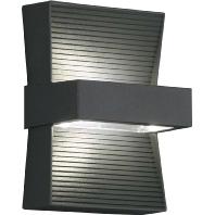 34177 - LED-Wand-Außenleuchte 3000K anthr 34177
