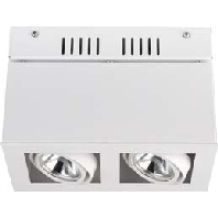 88506173 - LED-Kardan-Aufbaustrahler 230VAC LF:ww 88506173