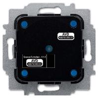 Image of 6211/1.1-WL - Sensor/Schaltaktor 1/1-fach Wireless 6211/1.1-WL