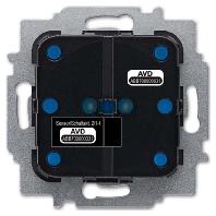 Image of 6211/2.1-WL - Sensor/Schaltaktor 2/1-fach Wireless 6211/2.1-WL