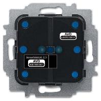 Image of 6211/2.2-WL - Sensor/Schaltaktor 2/2-fach Wireless 6211/2.2-WL