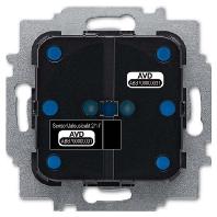 Image of 6213/2.1-WL - Sensor/Jalousieaktor 2/1-fach Wireless 6213/2.1-WL