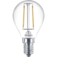 Philips Classic LED Luster ND 2-25W P45 E14 827 CL