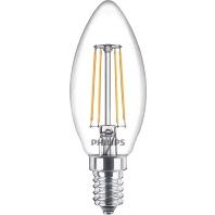 Philips Classic LEDcandle 4 40W 2700K E14 B35 Clear