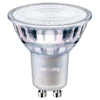 Philips LEDspot MV Value GU10 4.9W 930 36D (MASTER) | Beste Kleurweergave Warm Wit Dimbaar Vervangt