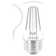 Philips Lighting LED-lamp Energielabel: A++ (A++ E) E27 8 W = 75 W Warmwit (Ã x l) 60 mm x 104 mm 1