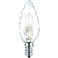 EcoCl.30 # 82070602 (15 Stück) - Halogenlampe KZL TW.28W E14 K EcoCl.30 82070602