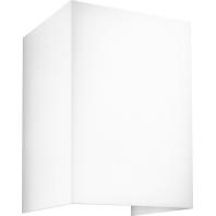 333113116 - LED-Wandleuchte MYL Hopsack weiß 333113116