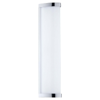 LED wandlamp L-350 chroom-wit GITA 2