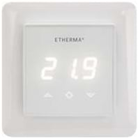 Image of eTouch-wellness - Schaltereinbauthermostat Touchpad,16A,5-60Gr eTouch-wellness