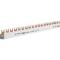 KDN363B - Phasenschiene 3P,10qmm,57mod,Gabel KDN363B