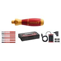 Wiha speedE electric Set 1