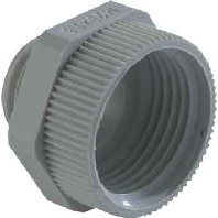 3716.21 Adapter ring PG21-PG16 plastic Special sale 1 pce. Available