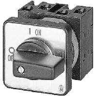 T0-3-8401/Z - Wendeschalter 3pol. T0-3-8401/Z
