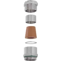 SHV-M-VITON 20/16/13 (25 Stück) - Kabelverschraubung SKINDICHT SHV-M-VITON 20/16/13