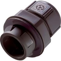 CLICK M20 R9005 BK (25 Stück) - Kabelverschraubung SKINTOP CLICK M20 R9005 BK