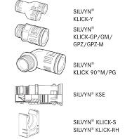 SILVYN RILL PA12 - Schutzschlauch SILVYN SILVYN RILL PA12