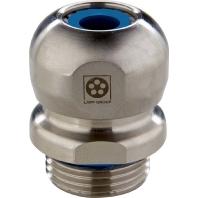 INOX M20x1,5 (5 Stück) - Kabelverschraubung SKINTOP INOX M20x1,5