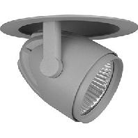 Image of BIXX 151.30.15/D si - LED-Einbaustrahler silber 3000K 15Gr BIXX 151.30.15/D si