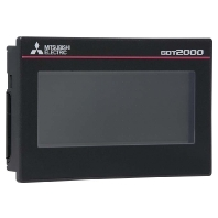 Image of GT2103-PMBDS - Touch Panel TFT, 3,8 Zoll GT2103-PMBDS