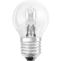 Osram halogeenkogellamp eco 18w-e27