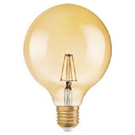 E27 4W 824 LED bollamp vintage editie 1906