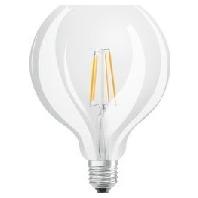 LEDPG125607W827FIE27 - LED-Filament-Globelampe 2700K E27 LEDPG125607W827FIE27