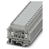 UK 5-MTD N (50 Stück) - Durchgangsklemme 0,2-6qmm B=8,2mm gr UK 5-MTD N