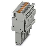 PP-H 4/ 8 (25 Stück) - Stecker 8-pol., 0,2qmm-6qmm PP-H 4/ 8