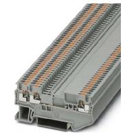 PT 1,5/S-TWIN-MTD (50 Stück) - Durchgangsklemme PT 1,5/S-TWIN-MTD